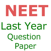 Previous Year NEET Questions Papers icon