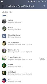 SmartCity Surat Hackathon 17 screenshot 3