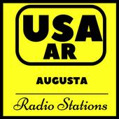 Augusta Arkansas USA Radio Stations online icon