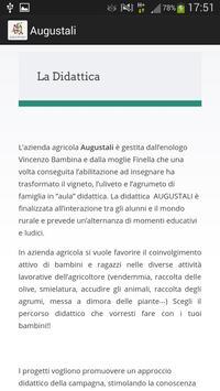 Fattoria Augustali apk screenshot