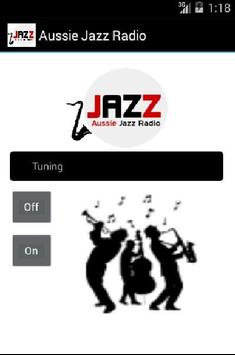 Aussie Jazz Radio apk screenshot