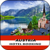 Austria Hotel Booking icon
