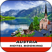 Austria Hotel Booking 圖標