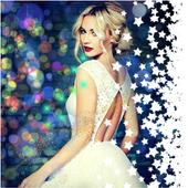 Glitter Photo Editor icon