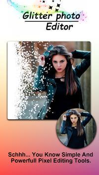 Glitter Photo Editor screenshot 2