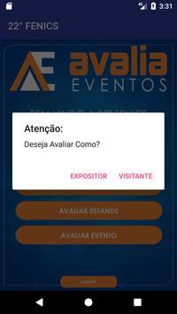 Avalia Eventos apk screenshot