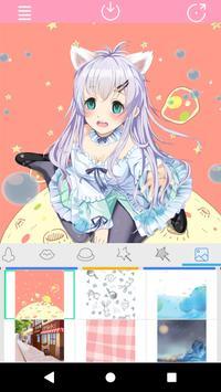Kawaii Anime Girl Factory screenshot 1
