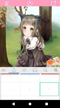 Kawaii Anime Girl Factory screenshot 7