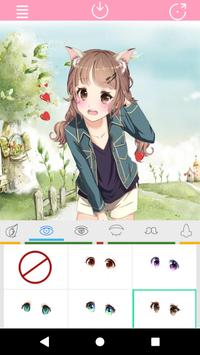 Kawaii Anime Girl Factory screenshot 4