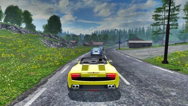 Aventador Drive Simulator poster