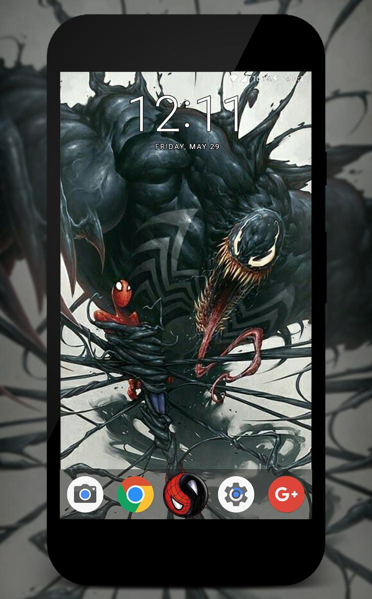 Venom Vs SpiderMan Verse Wallpaper for Android - APK Download
