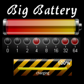Big Battery Free icon