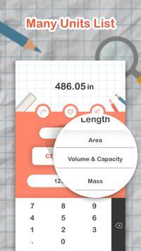 Unit Converter - Conversion Calculator apk screenshot