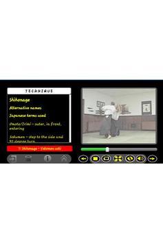 Aikido Techniques + screenshot 1