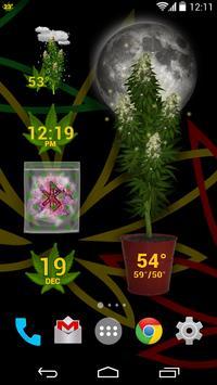 Rasta Weed Widgets HD apk screenshot