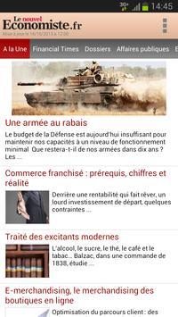 Le nouvel Economiste.fr poster