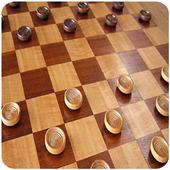 Checkers (Dam) 3D icon
