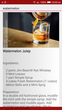 Booze Book highball aperitif screenshot 1
