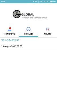 Global Aviation Tracking apk screenshot