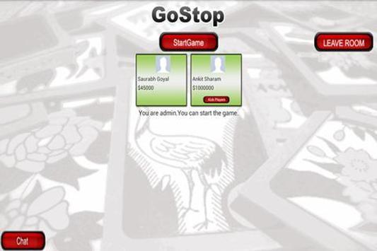 GoStop Free 고스톱 고도리 게임 apk screenshot