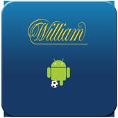 The William Mobile App icon
