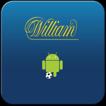 The William Mobile App poster