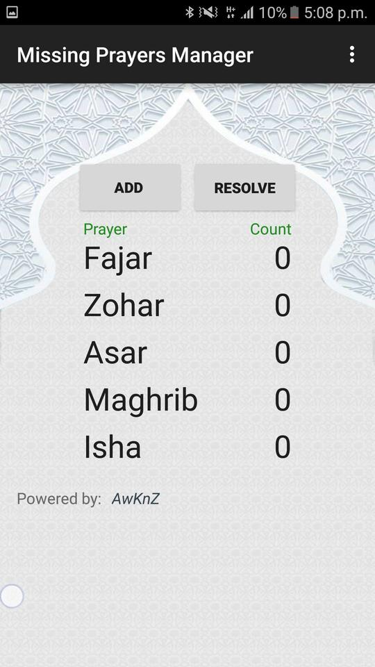 Qaza Namaz Manager for Android - APK Download