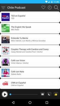 Chile Podcast screenshot 2