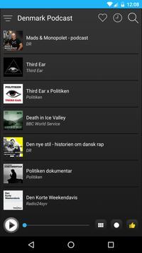 Denmark Podcast screenshot 2