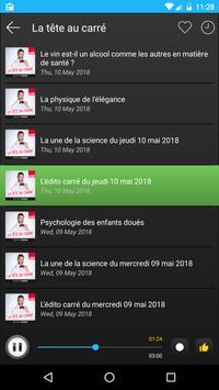 France Podcast screenshot 5
