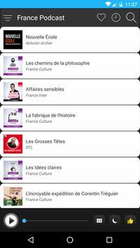 France Podcast screenshot 2