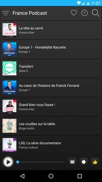 France Podcast screenshot 3