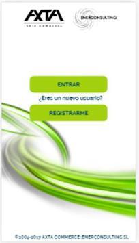 AXTA COMMERCE APP poster