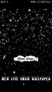 New Live Snow Wallpaper screenshot 3