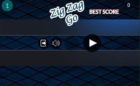 ZigZag Go poster