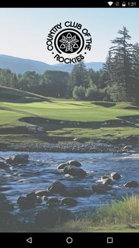 Country Club of the Rockies poster