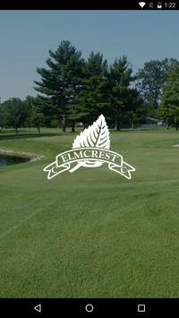 Elmcrest Country Club poster
