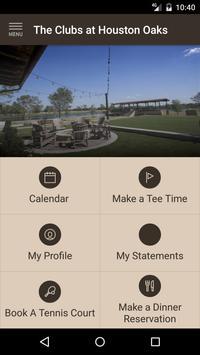 The Clubs at Houston Oaks apk screenshot
