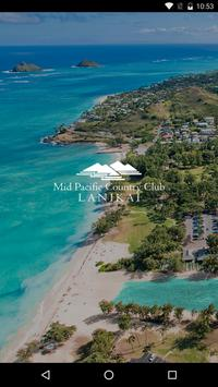 Mid-Pacific Country Club poster