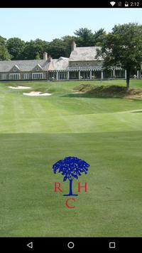 Round Hill Club poster