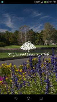 Ridgewood Country Club poster