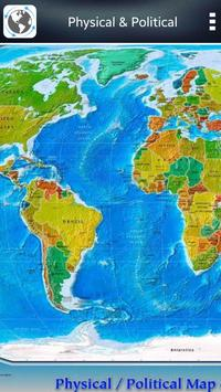 World map atlas apk download free education app for android world map atlas poster gumiabroncs Images