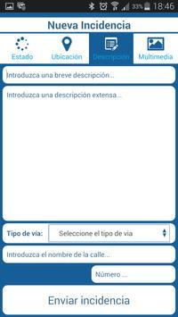 Incidencias Teulada Moraira screenshot 2