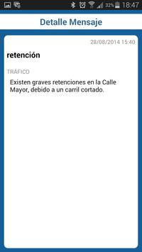 Incidencias Teulada Moraira screenshot 4