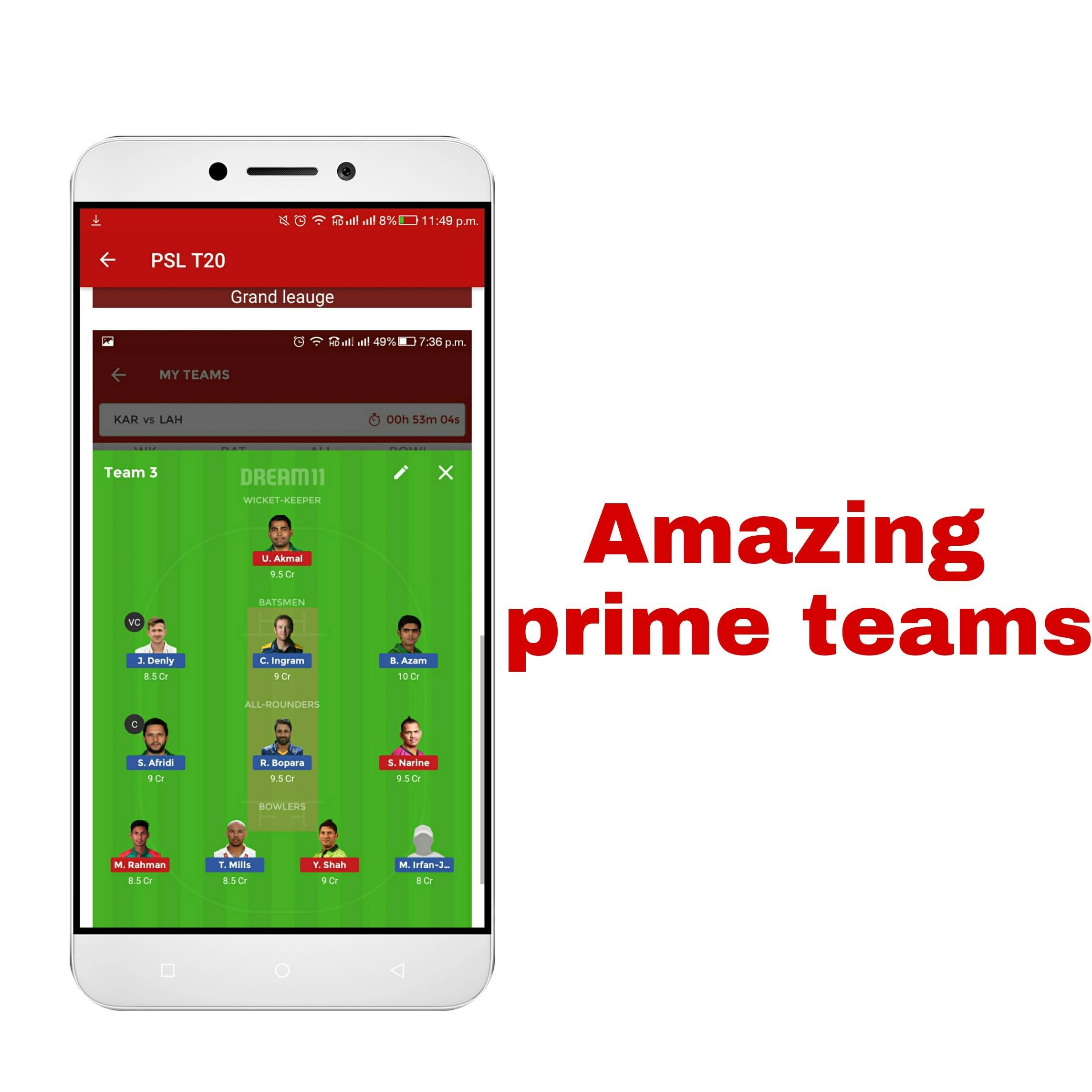 Dream11 Pro for Android - APK Download