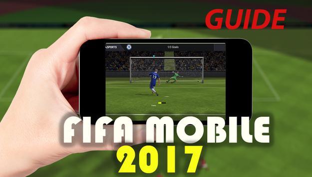 New FIFA Mobile Soccer Tips poster
