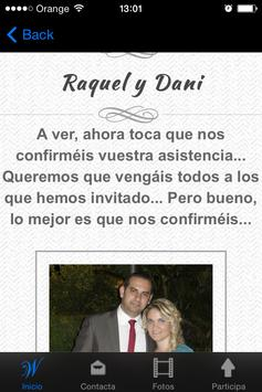 RaquelyDani poster