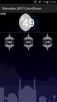 Ramadan 2017 Countdown screenshot 3