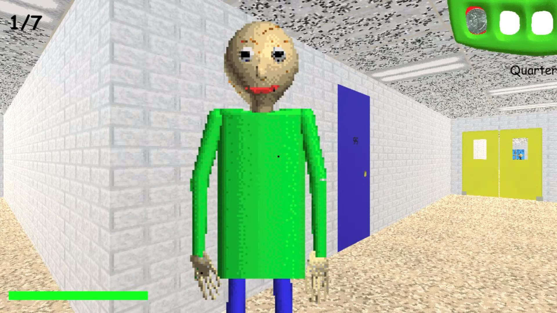 baldis basics in education and learning download mega