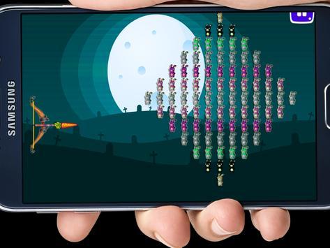 Shoot cretin rabbit with arc apk screenshot